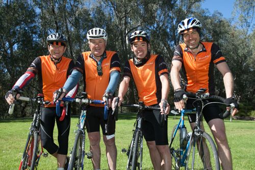 Great Western 8 Day Fundraising Bike Ride