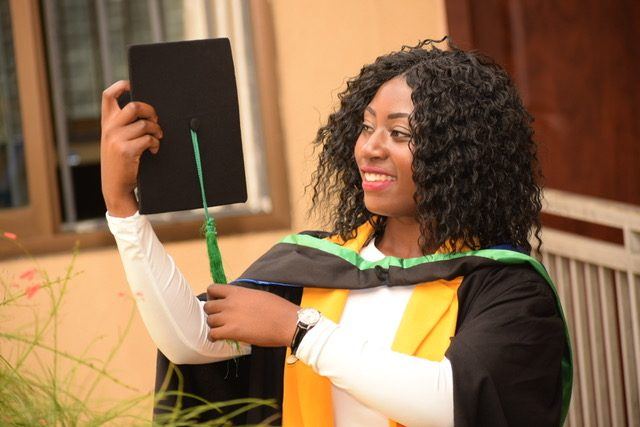 Beathi Benedax, 25, KLSS and university graduate is poised to change the world.
